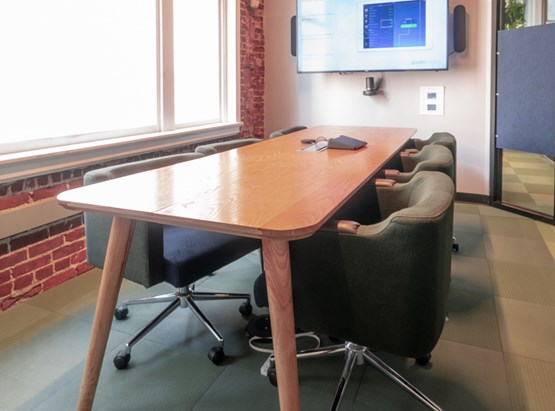 4A: 8 Person Board Room