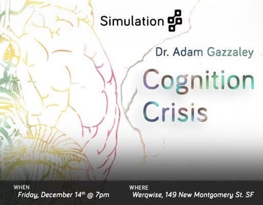 Cognition Crisis Featuring Dr. Adam Gazzaley