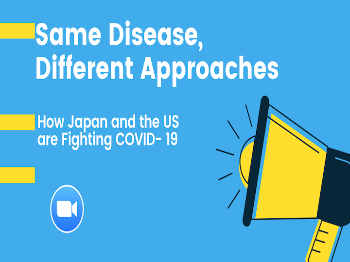 Same Disease Different Approaches| How Japan and the US Are fighting COVID 19